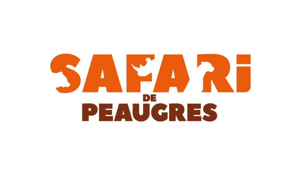 Logo safari de peaugres