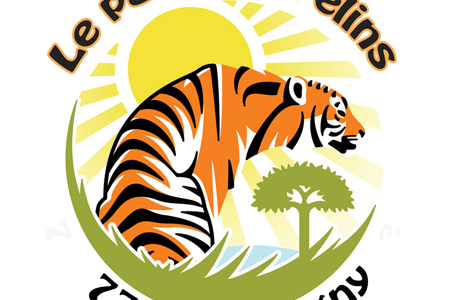 logo parc des félins