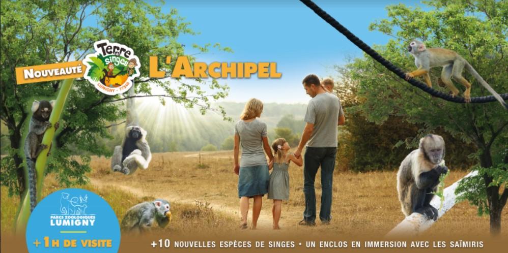 © Parcs Zoologique de Lumigny